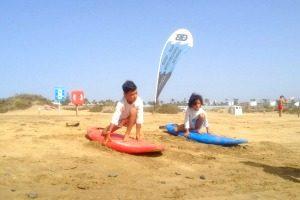 Surf Course Beginner Maspalomas