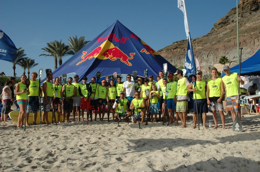 Competitors Gran Canaria Pro/ Am
