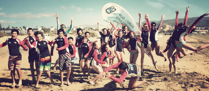 Dunkerbeck Surf Campus de verano 2017 and more