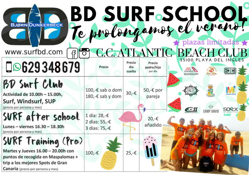 BD Surf Club