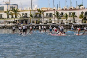 Dunkerbeck SUP Challenge, Gran Canaria pro am