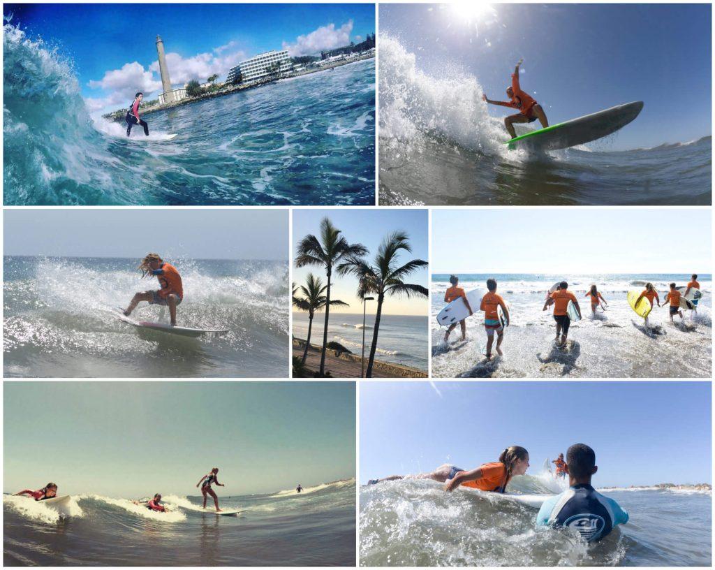 Dunkerbeck Surf School Gran Canaria