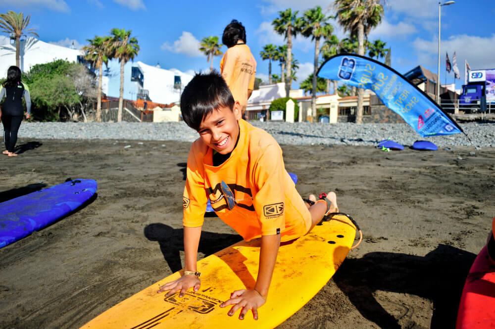 Dunkerbeck surf schools gran canaria