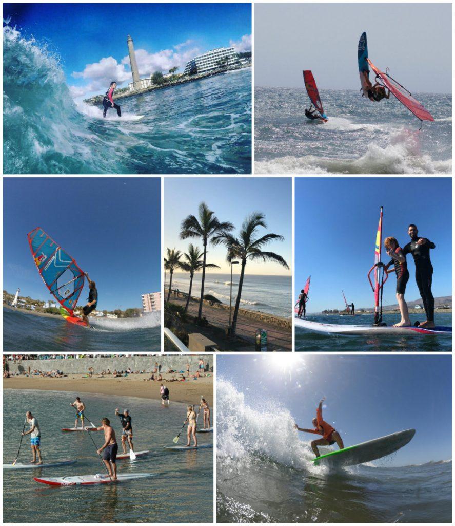 Dunkerbeck surf schools
