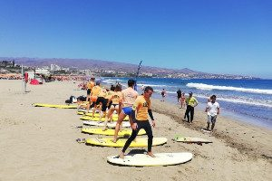 Surf School Dunkerbeck