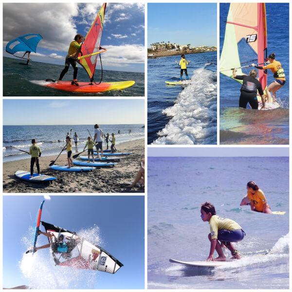 BD SURF SCHOOL DUNKERBECK windsurf center