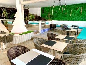 Side Shore bungalows restaurant